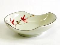 昭和レトロ 変形豆皿 第一陶器 通販