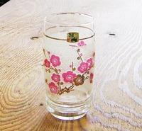 昭和レトロ タンブラー グラス コップ タンブラー
