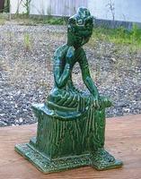 信楽焼 弥勒菩薩 癒しの仏像 通販