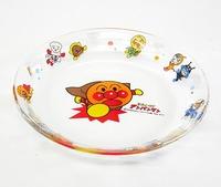 アンパンマン ガラス製デザートプレート ケーキ皿 通販 販売