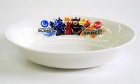 仮面ライダーセイバー 食器 特価通販 カレー皿