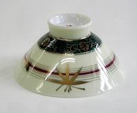 昭和レトロ 陶器の汁椀 汁碗 汁茶碗