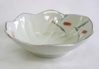 昭和レトロ 麦柄盛鉢 深皿 深鉢 深皿 通販