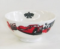 ディズニーカーズ磁器製ジュニア茶碗 特価 通販