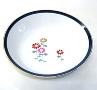 昭和レトロ 花柄漬物鉢 深皿 通販
