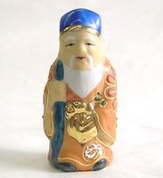 九谷焼 寿老人 人形 3号 盛 通販