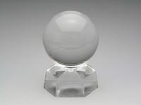 貴石彫刻 一級水晶玉