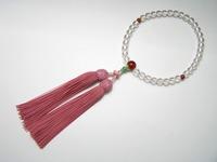 金蓮花 水晶赤瑪瑙