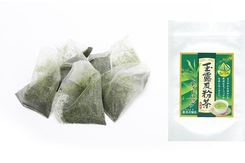 玉露風粉茶ティーパック15p