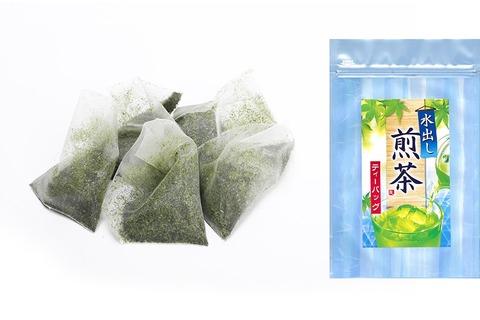 水出し煎茶ティーパック15p