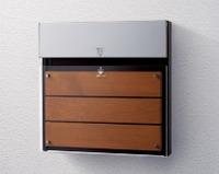 戸建用宅配ボックス【Panasonic CTCR2150-4】住宅埋め込み(門塀などに)