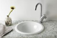 【CERA HR60731-CH】洗面器用湯水混合栓