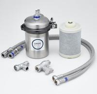 【GROHE 31 499 00J】炭酸冷水機キッチン単水栓<グローエブルー浄水機付>
