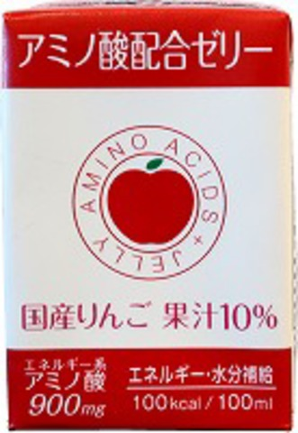 アミノ酸配合ゼリー 定期購入 2ケース×3ヶ月