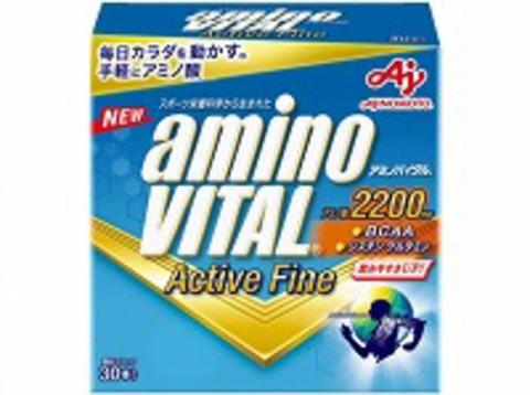 アミノバイタル アクティブファイン 30本入