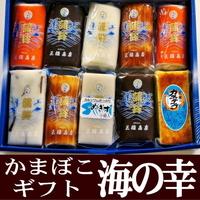 氷見名産 かまぼこギフトセット 【海の幸】