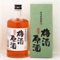 リキュール 氷見稲積梅 梅酒原酒 720ml