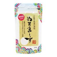 ミネラル豊富な沖縄海塩ぬちまーす250g