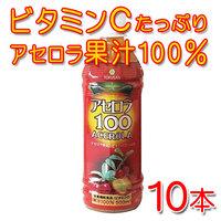 アセロラ100%ジュース10本セット