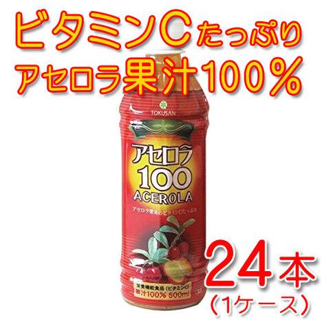 アセロラ100%ジュース 24本