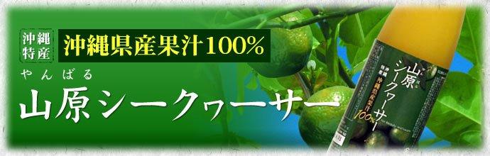 沖縄県産果汁100% 山原シークワーサー