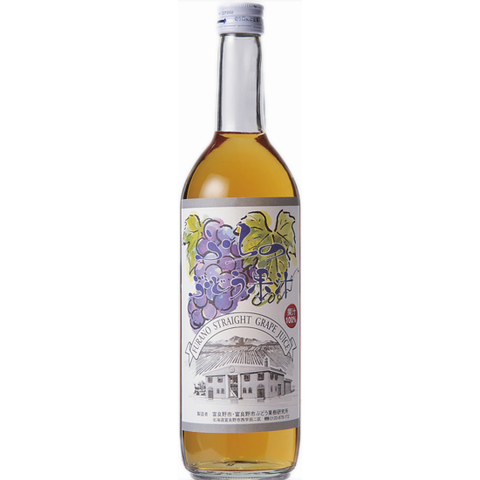 ふらのぶどう果汁(白) 720ml