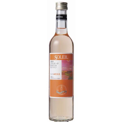 ふらのワイン ソレイユ 500ml