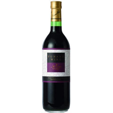 ふらのワイン(赤) 360ml
