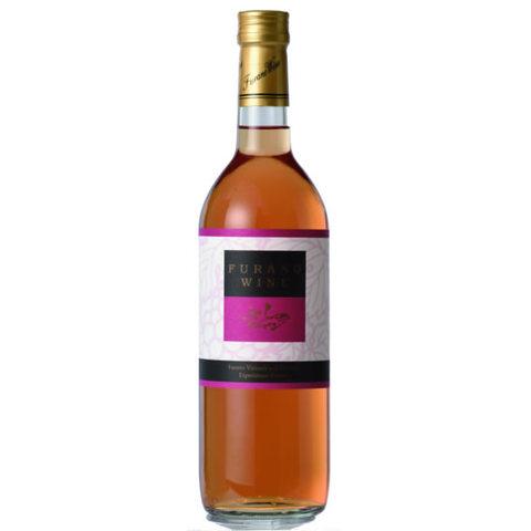 ふらのワイン ロゼ 360ml