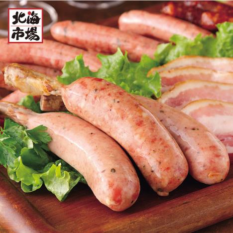 【送料無料】トンデンファーム ウインナー詰合せ FT-301W【北海道肉製品ギフト】