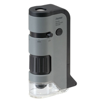 ハンディ顕微鏡DX グレー 通販