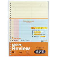 スマートレビュー B5 暗記罫 L1244-99 通販