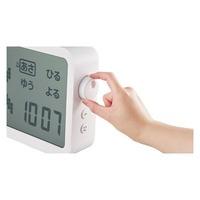 アレマ デジタル日めくりカレンダー AM60 通販