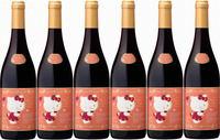販売開始!11本セットハローキティー ボージョレ・ヴィラージュ・ヌーヴォー 赤ワイン×11本 750ml(ボジョレヌーボ)盛田甲州ワイナリー