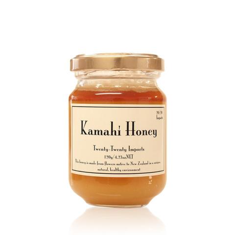 ハチミツ:カマヒ