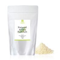 ナチュラルアロマバスソルト  レモンマートル450g