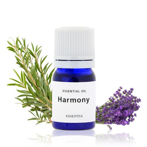 ブレンドエッセンシャルオイル:Harmony ハーモニー 5ml