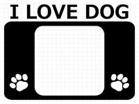 I LOVE DOG 02