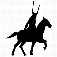 井伊直政:騎馬