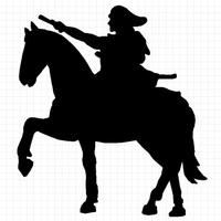 尼子経久:騎馬