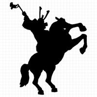 島津義弘:騎馬