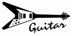 ギター:フライングV