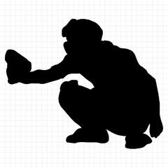 野球:キャッチャー