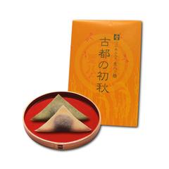 祭菓「古都の初秋」500円