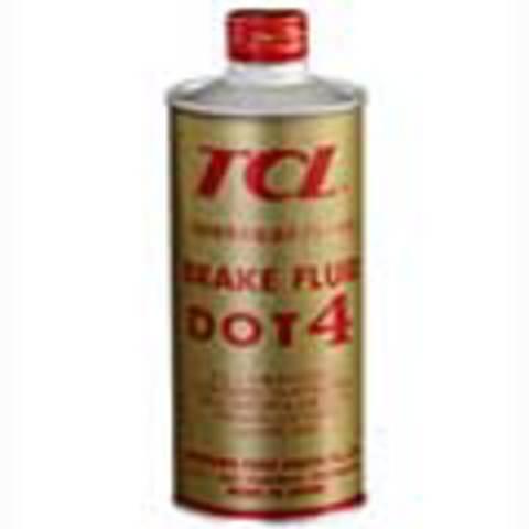 B-9 TCL 谷川油化興業  DOT4 ブレーキオイル 1L缶