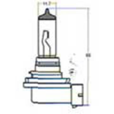 14-0045 H8 12V35W スタンレー電気 STANLEY ハロゲンバルブ