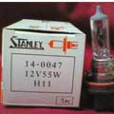 14-0047 H11 12V55W スタンレー電気 STANLEY ハロゲンバルブ