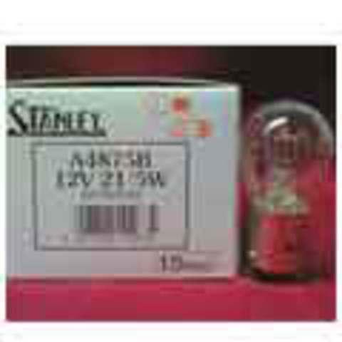 A4875B スタンレー電気 STANLEY 12V21/5W S25 BAY15d 電球 10個入