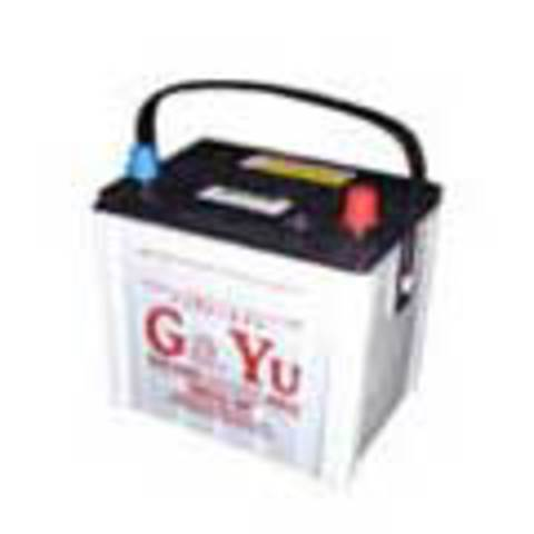 ecb-80D23L G&Yu グローバルユアサ ecoba (エコバ) バッテリー