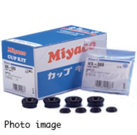 WK-1094 ミヤコ自動車工業 Miyaco ホイールシリンダーカップキット